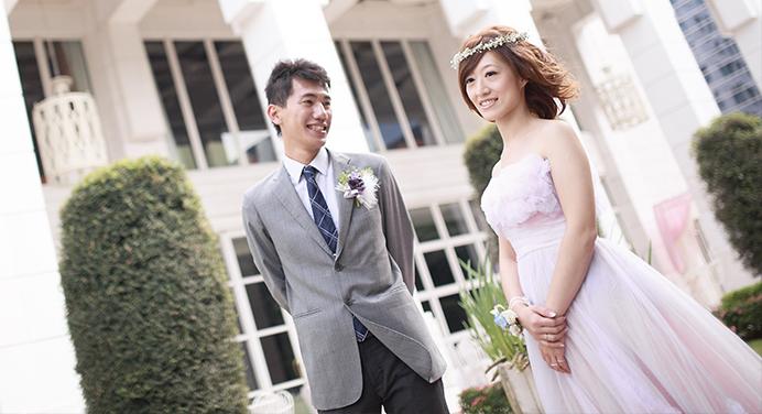 Joel、Ivy - 中僑花園婚宴會館