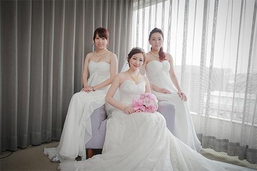 Jacky、Carrie - 台北晶華酒店 - 婚禮攝影網誌文章