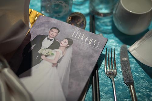 David 、 Vivi - 台北六福皇宮 - 婚禮攝影網誌文章