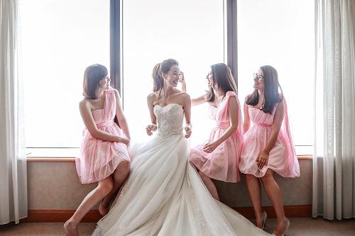 Daniel、Joanne - 君鴻酒店 - 婚禮攝影網誌文章