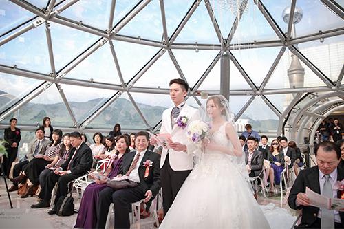 豪恩、 佩佩 -大直典華 - 婚禮攝影網誌文章
