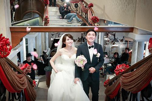 Shwan、Ingrid - 台北歐華酒店 - 婚禮攝影網誌文章