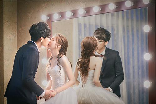 Albert 、 Joanna 雅園新潮  - 婚禮攝影網誌文章