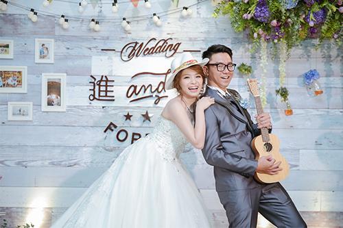 彥進、連襄 - The Lin 林酒店 - 婚禮攝影網誌文章