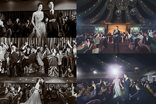 Willie、Miu - 板橋晶宴會館 - 婚禮攝影網誌文章