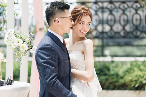 Ivan & Iris - The Lin - 婚禮攝影網誌文章
