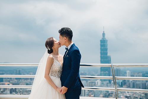 香格里拉遠東國際大飯店Shangri-La - 婚禮攝影網誌文章